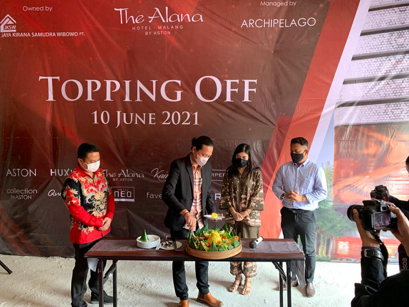 Ekspansi Archipelago di Jawa Timur Lewat The Alana Hotel Malang