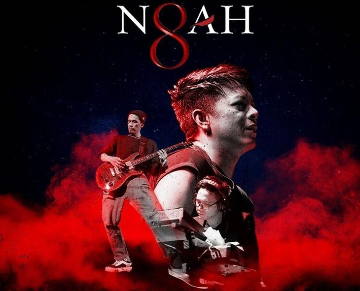 Noah Bikin Konser Art Visual Pertama di Indonesia Untuk 8 Tahun Berkarier