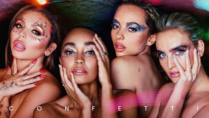 "Kejutan Baru Little Mix, Album ""Confetti"" Siap Diluncurkan"