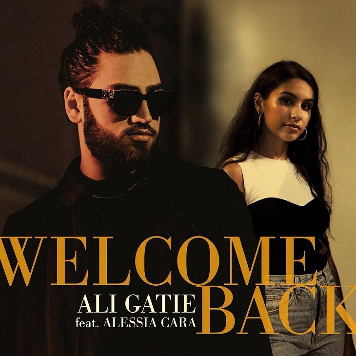 """Welcome Back"", Single Terbaru Ali Gatie ft Alessia Cara"