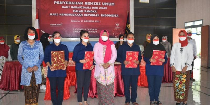 Peringatan HUT RI: 374 Warga LPP Malang Dapat Remisi