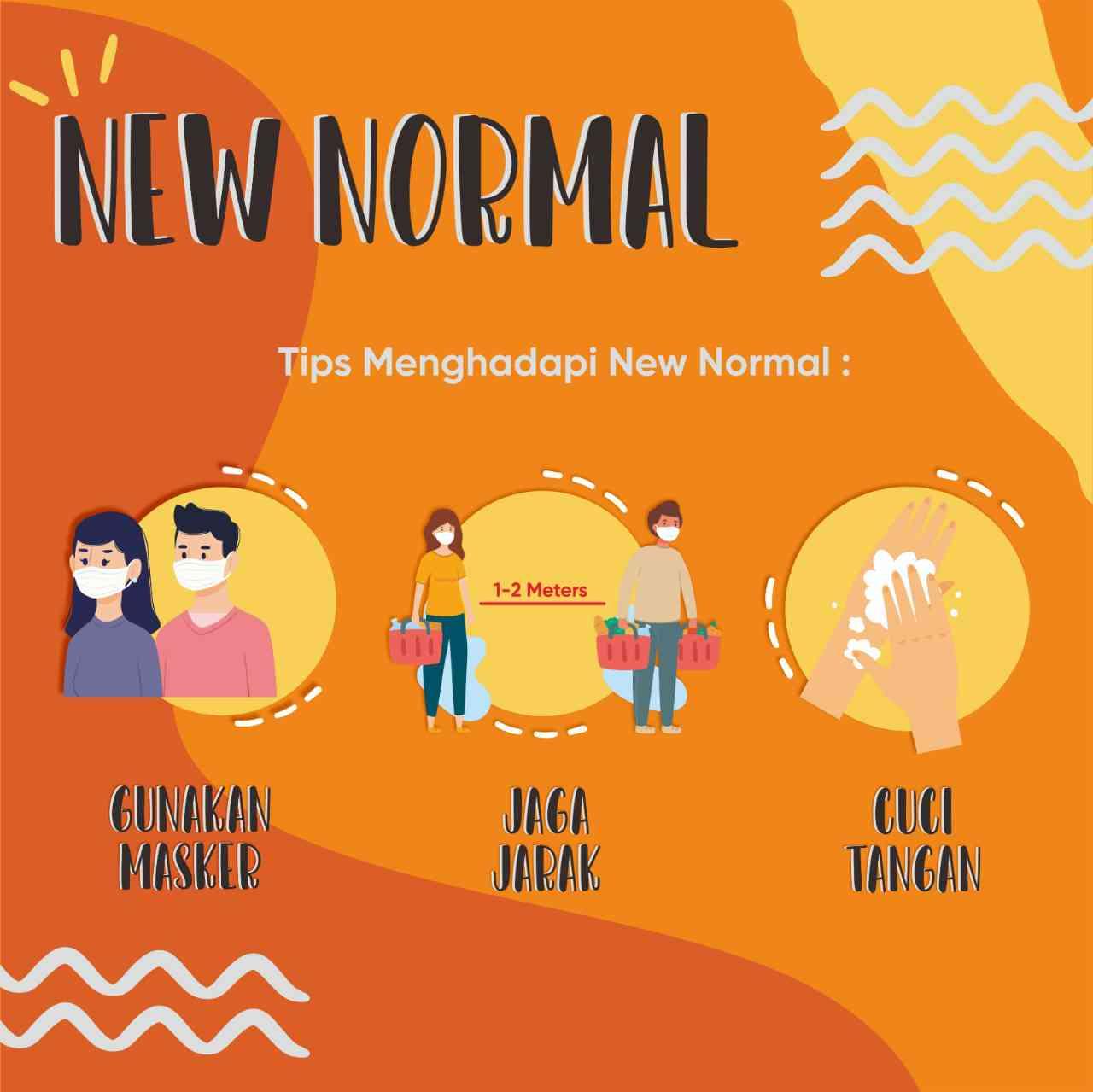 Yuk Siapkan Diri Menghadapi New Normal