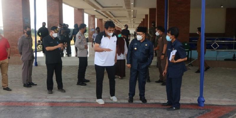 Masih Baru, Gedung Islamic Center Malang Jadi Lokasi SKD CPNS