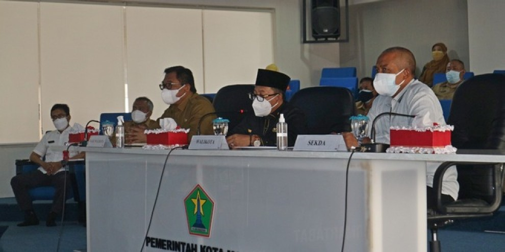 Waspadai Korupsi, Wali Kota Tegaskan Jangan Sampai Terjadi di Kota Malang