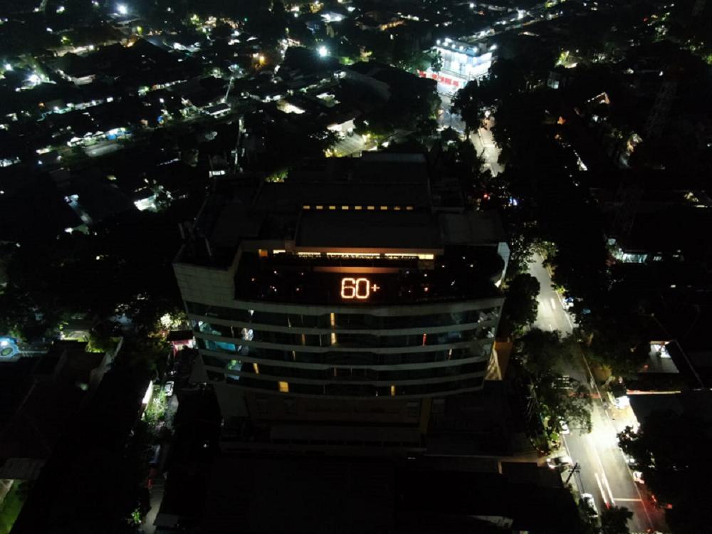Nyalakan Lilin, Bentuk Dukungan The 1O1 Malang OJ untuk Earth Hour