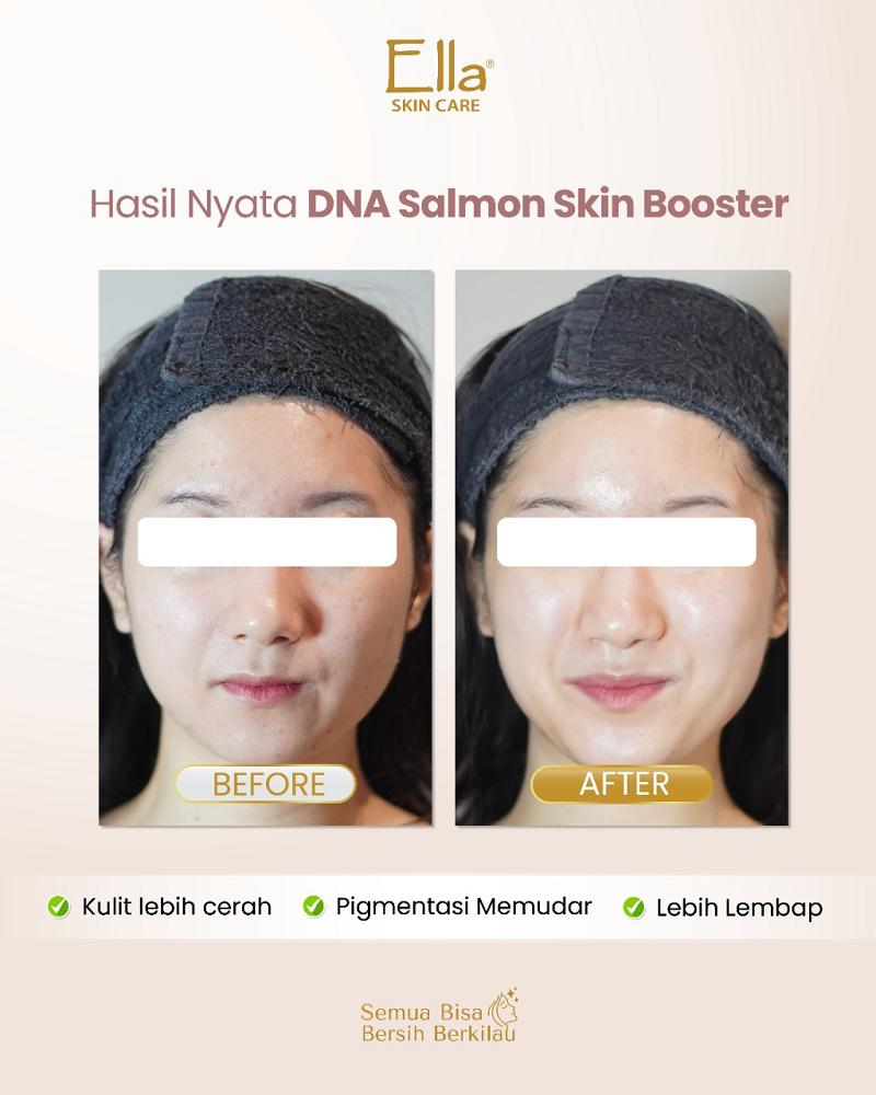 Ella Skin Care: The Power of DNA Salmon
