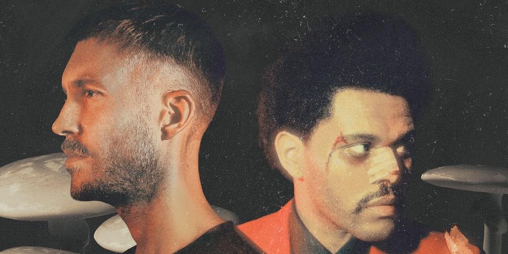 "Kolaborasi Calvin Harris & The Weeknd ""Over Now"""