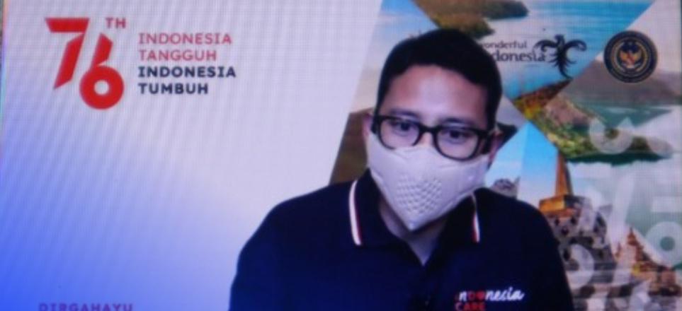 Menparekraf Sandiaga Uno Apresiasi Malang Jadi Kota Kreatif