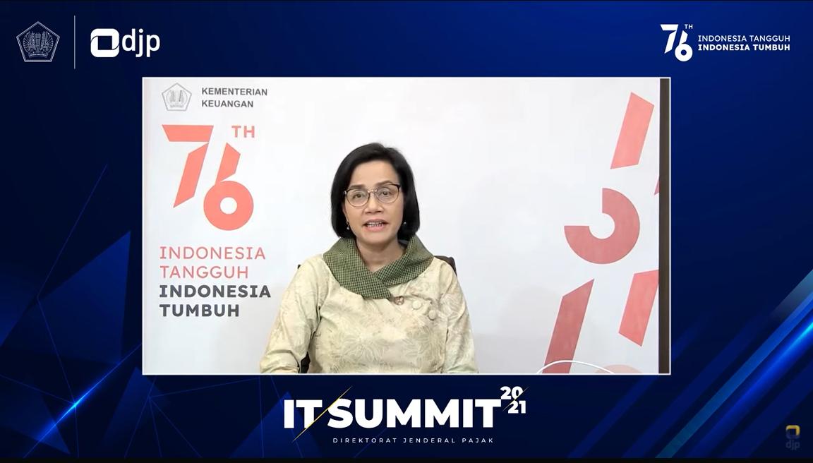 DJP Dorong Generasi Muda Kuasai AI Lewat DJP IT Summit