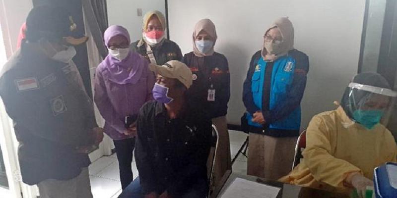 Kota Malang Mulai Vaksinasi untuk Difabel