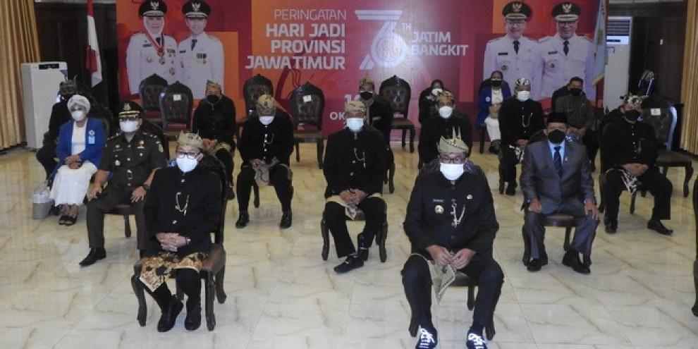 Peringati HUT Jatim ke-76, Pemprov Optimis Jatim Bangkit dari Pandemi