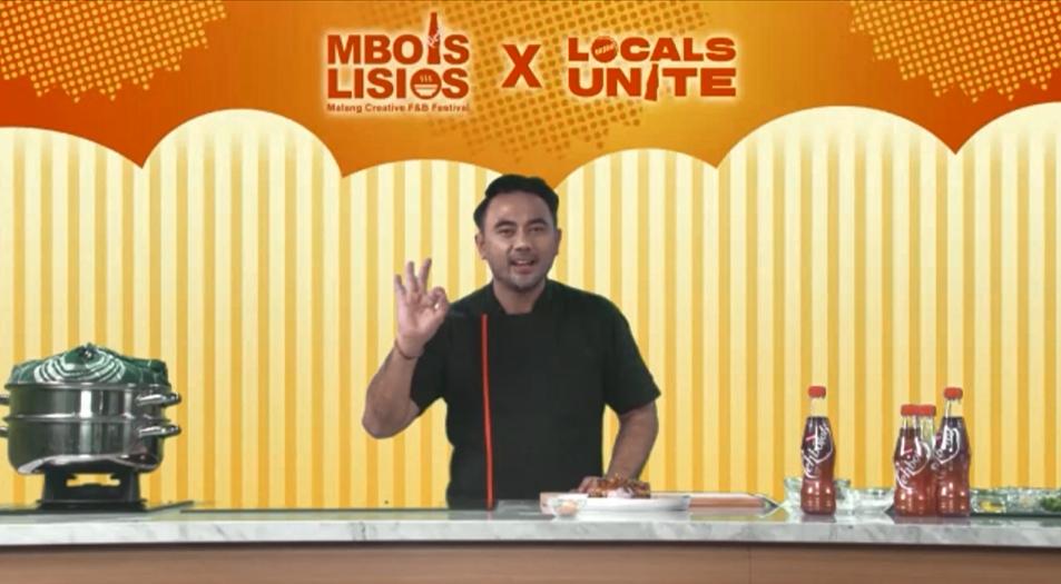 Mboislisios Creative F&B Festival: Berdayakan UMKM Kuliner Malang Lewat Locals Unite
